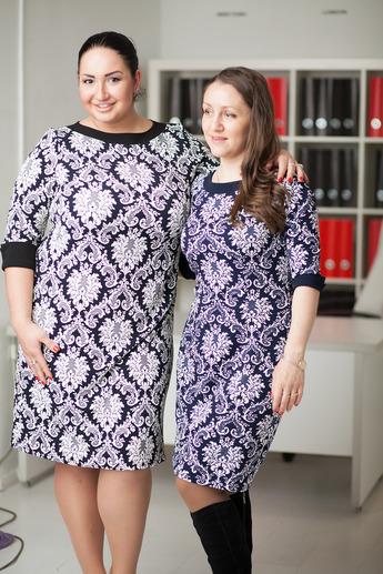 5cb6a1fd056 Производитель женской одежды больших размеров - фабрика ЛаТэ